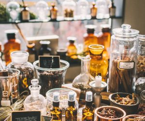 chinese apothecary shop