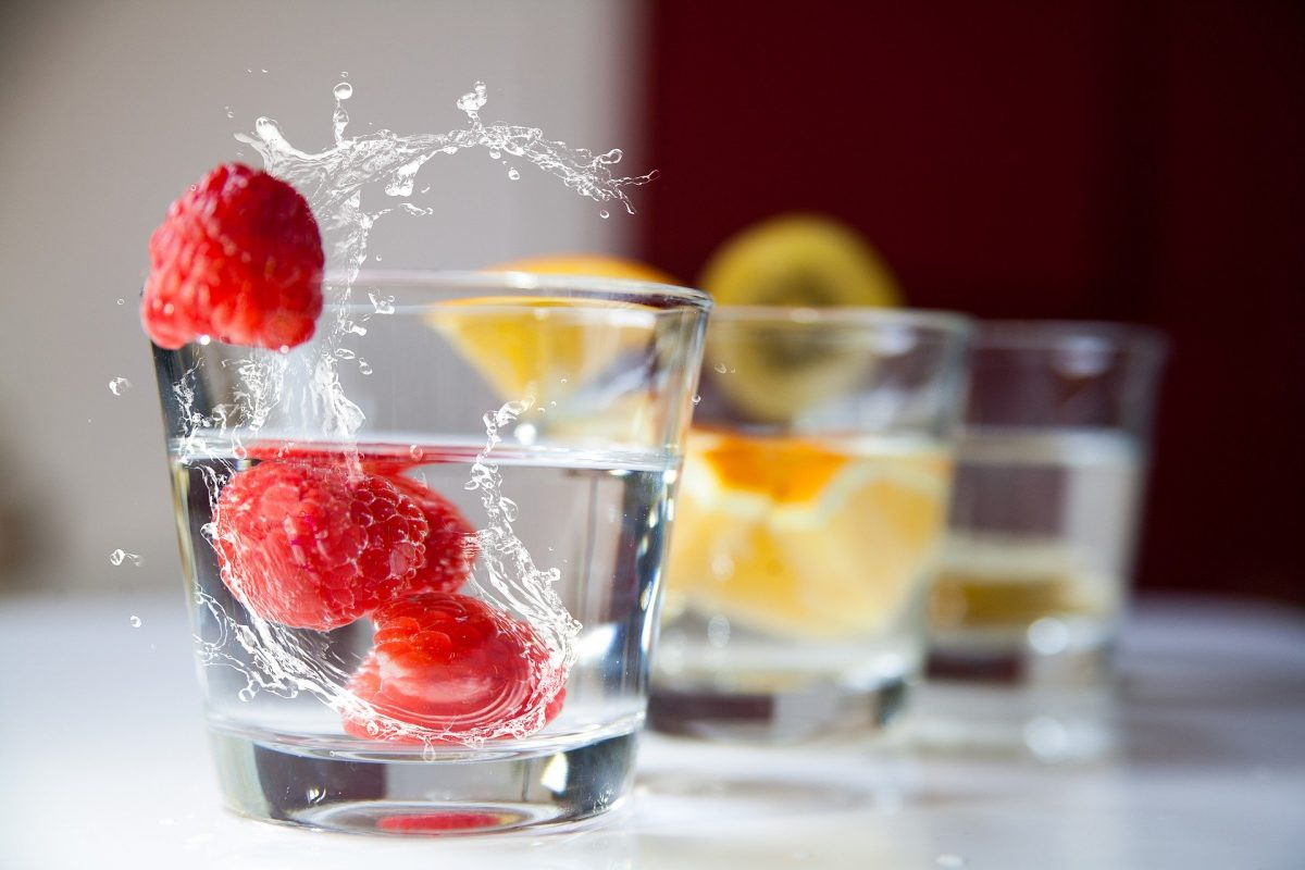 picture of seltzer drinks