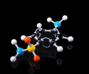 hydrogen molecule model