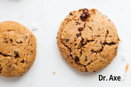Dark Chocolate Almond Butter Cookie